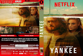 YANKEE – 2019 [COVER – DVD – SERIES]