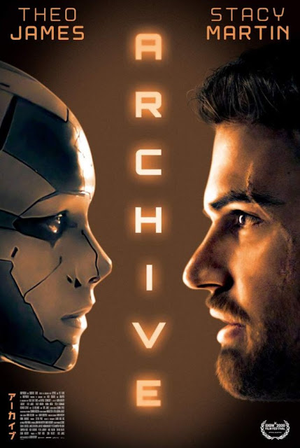 (Movie) Archive (2020) - Mp4 Download
