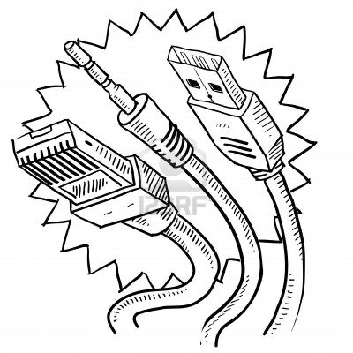 Comunicacion Y Tecnologia Tipos De Cables