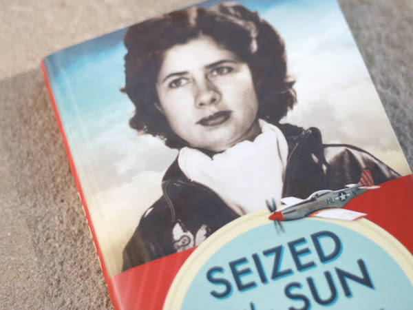 Giveaway: Seized by the Sun: The Life and Disappearance of World War II Pilot Gertrude Tompkins