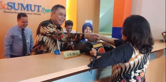 Alamat Lengkap dan Nomor Telepon Kantor Cabang Bank Sumut Syariah di Padang Sidimpuan