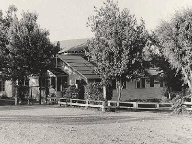 Original Pete's Place restaurant Krebs, Oklahoma