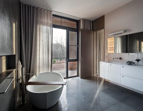 The casas decoracion 10 modelos de ba os modernos for Modelli bagni