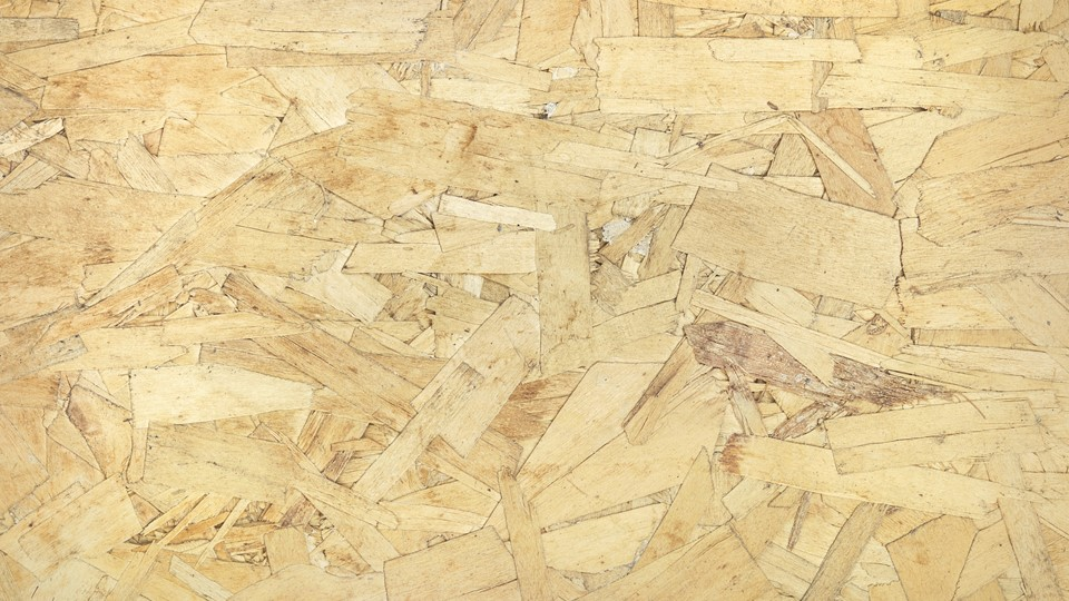 Two scattered wood wallpaper