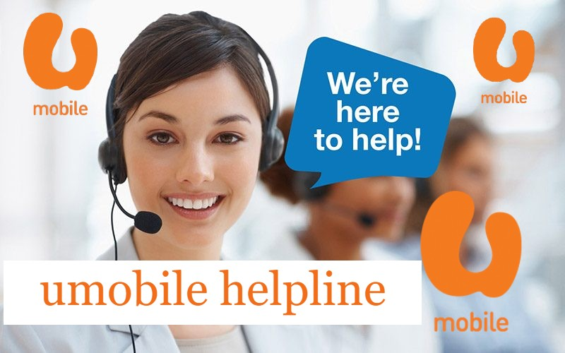 umobile helpline ,u mobile customer helpline