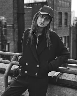 Topshop Fall/Winter 2016 Campaign featuring Taylor Hill