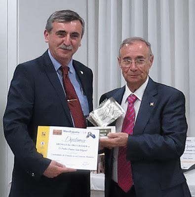 Entrega trofeos Juvenia, Maxiespaña 2017