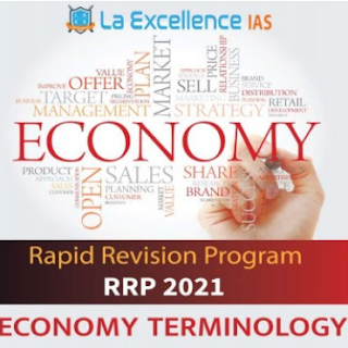 Economic Terminology UPSC Prelims exams PDF Download