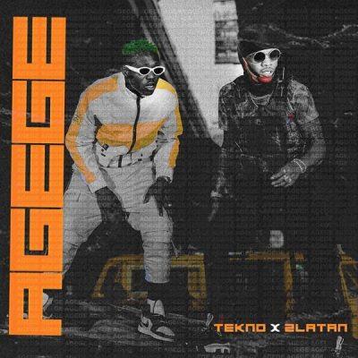 AUDIO: Tekno Ft Zlatan - Agege (Official Mp3). || DOWNLOAD