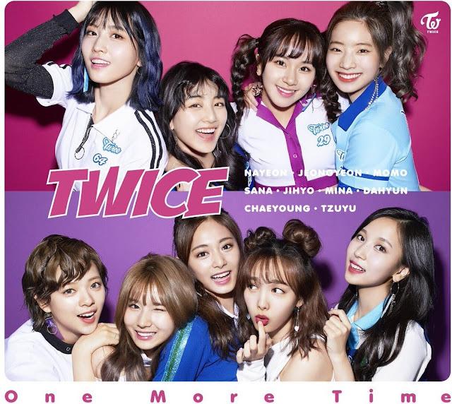 Twice日文專輯One More Time 初回限定版 預購 哪裡買