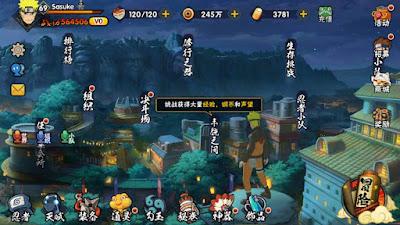 Naruto Mobile v1 22 12 12 Apk + Mod Download Gratis