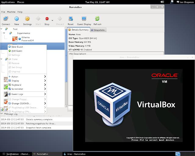 Como instalar o RemoteBox no Ubuntu, Linux Mint, Debian e derivados!