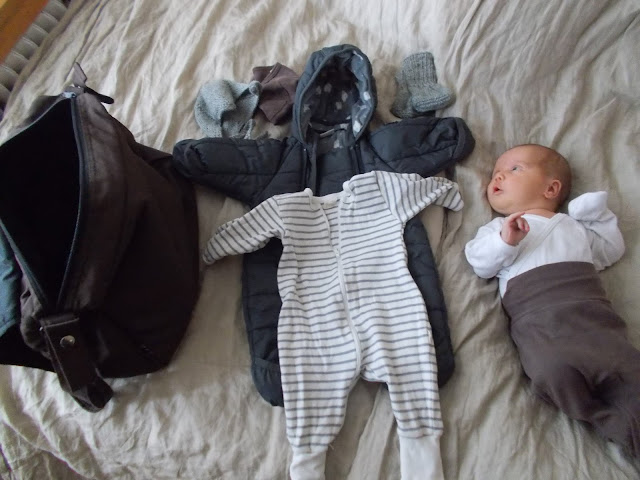 vauvan ulkovaatteet