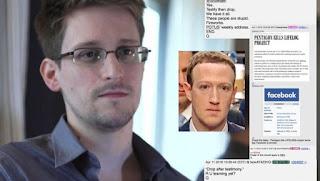 Antigo analista secreto denuncia abusos na Google e Facebook
