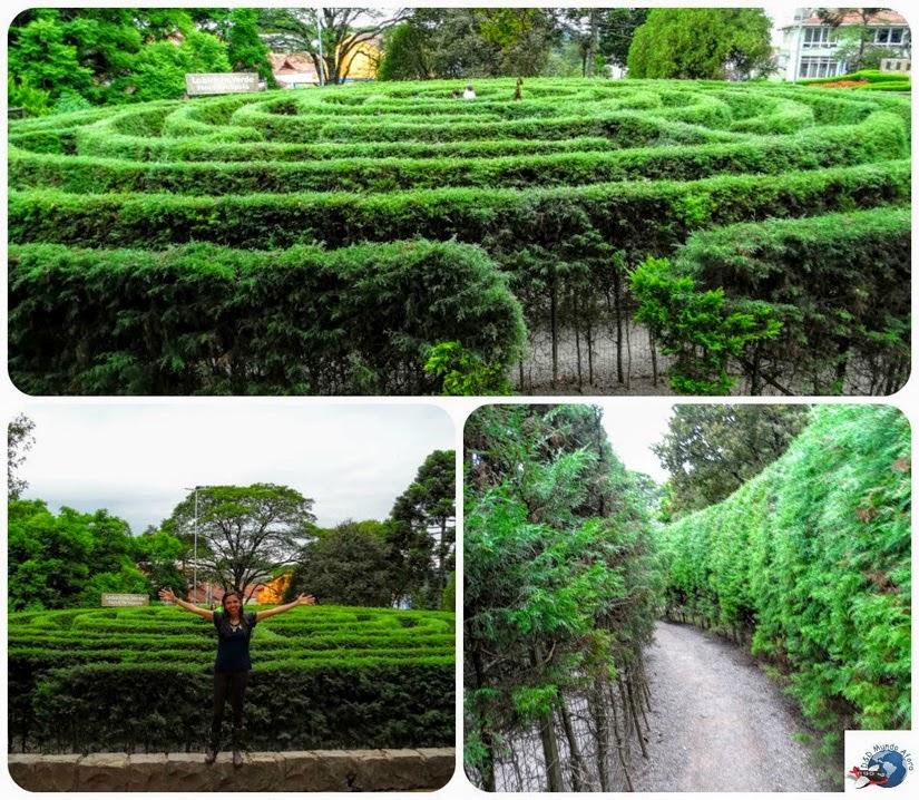 Labirinto Verde Nova Petrópolis RS