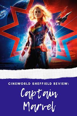 Captain Marvel Cineworld Review