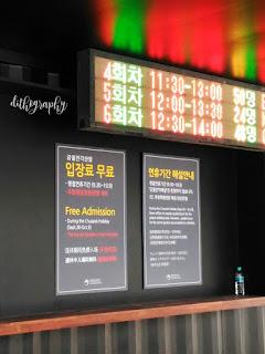 Ternyata banyak juga yang nanyain ihwal aktivitas perjalanan kelliling Seoul Itinerary Lengkap dan Rincian Biaya Keliling Seoul - Nami Island [Korea Selatan]