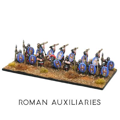 Romans Auxiliaries