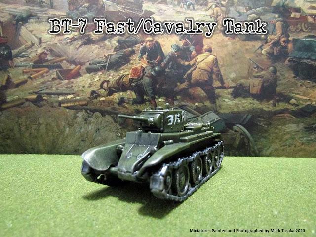 Pegasus Hobbies 1/72 Soviet BT-7 Fast Tank