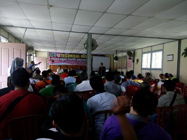 Jadwal Pembukaan Porprov Sumbar di Padangpariaman Diundur