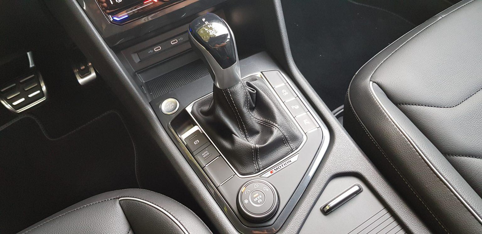 طراز فولكس واجن تيغوان 2022 محول السرعة