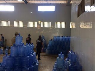 Operação fecha mais oito fábricas de água irregulares na Paraíba