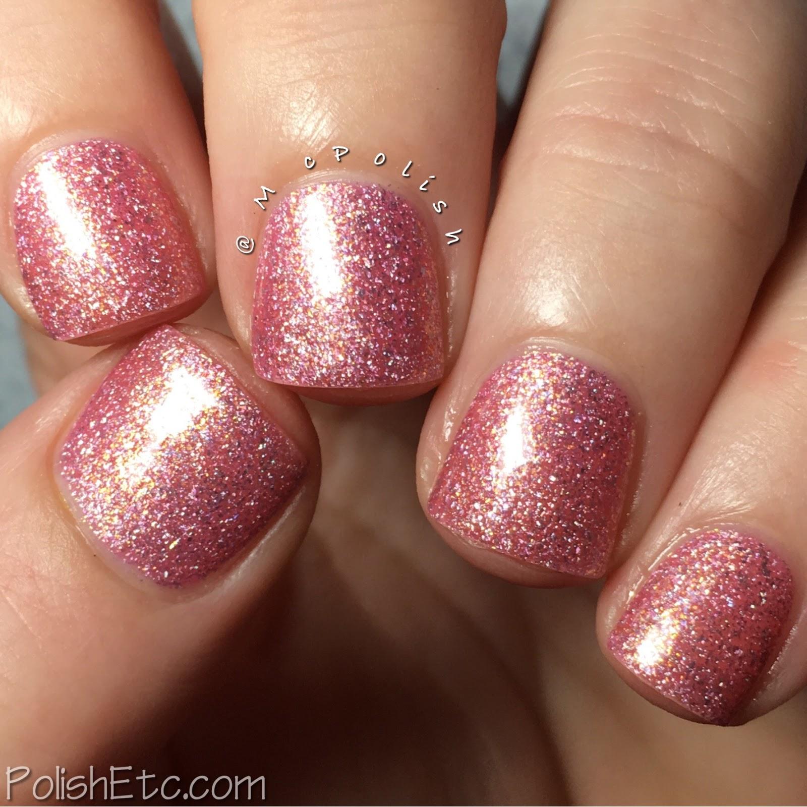 Takko Lacquer - Pink Rhodonite - McPolish