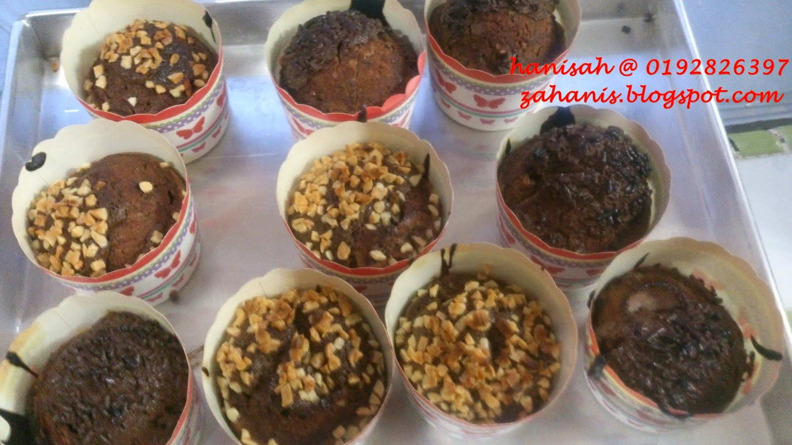 brownies nutella homemade kerteh