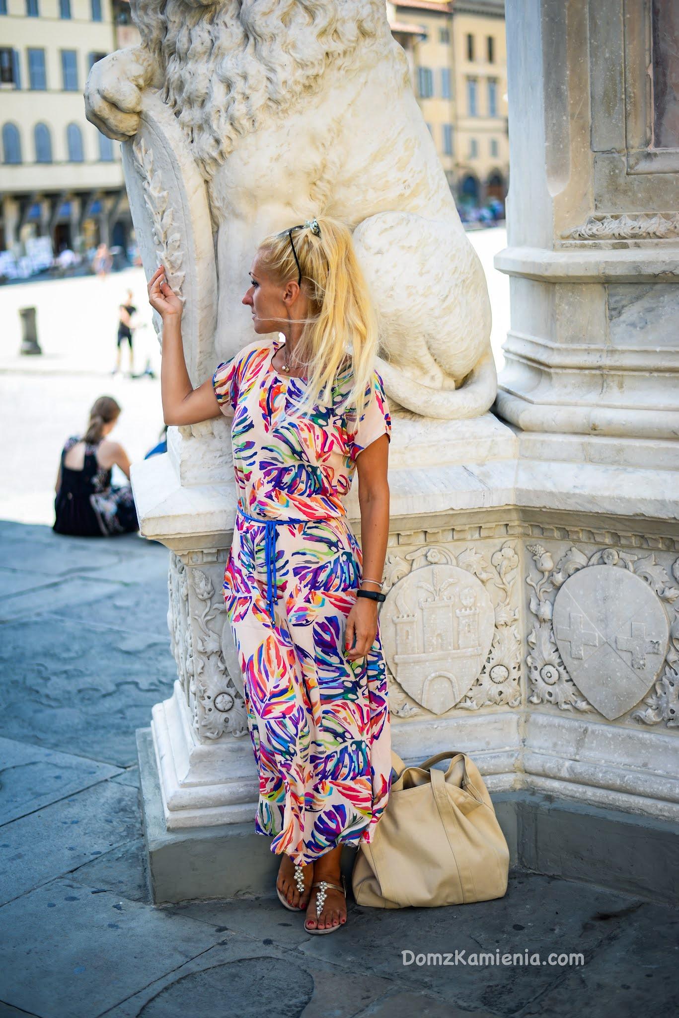 Katarzyna Nowacka Sekrety Florencji