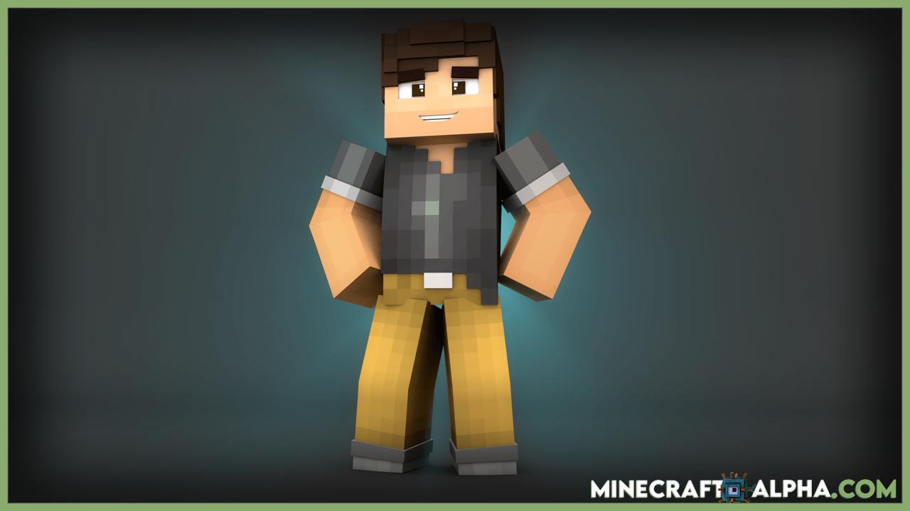 Minecraft Offline Skins Mod