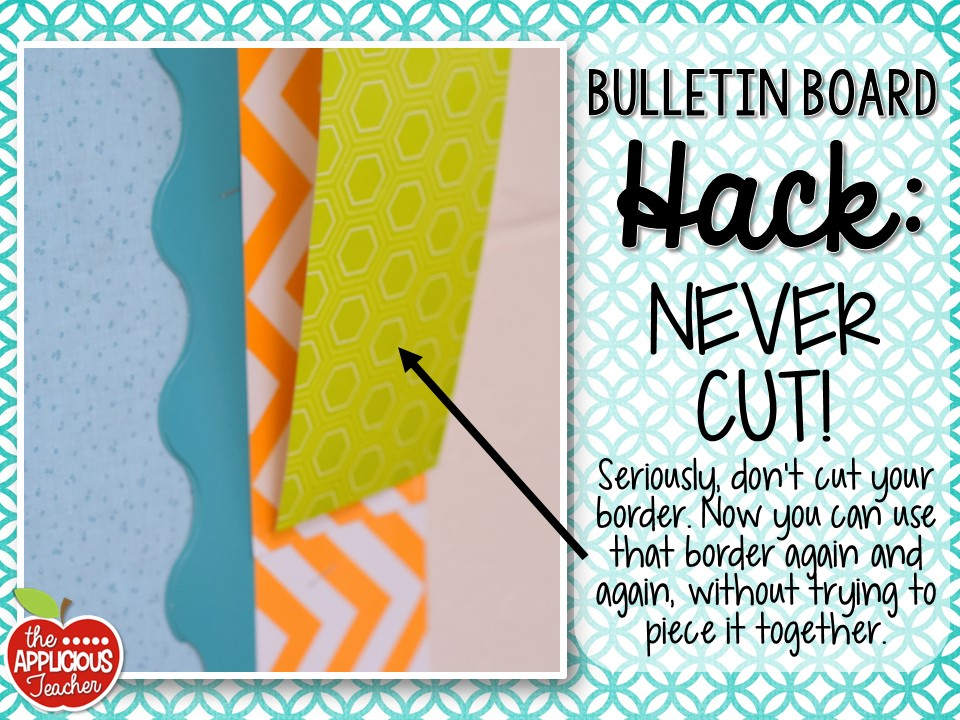bulletin board hacks to save your