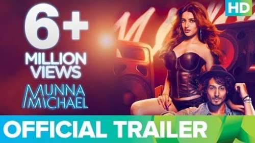 Munna Michael 2017 Hindi HD Official Trailer 720p