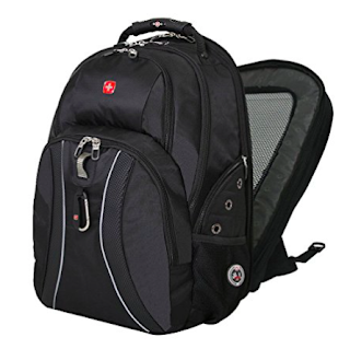 Swiss Gear backpack - The Best Backpacks for Law School. the best 5 law school backpacks. law school backpacks under $100. New Backpacks for the New Semester. what to keep in your law school backpack. law school supplies. what backpack do I need for law school. | brazenandbrunette.com