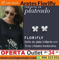 aretes florifly unique