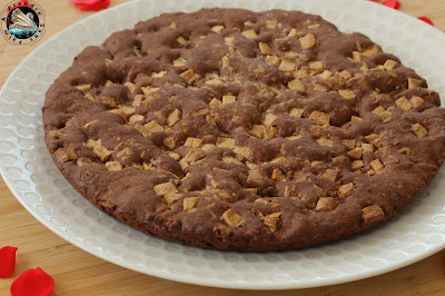 One pan cookie aux chocolats