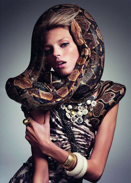 Vogue Slithery Accessories 2010