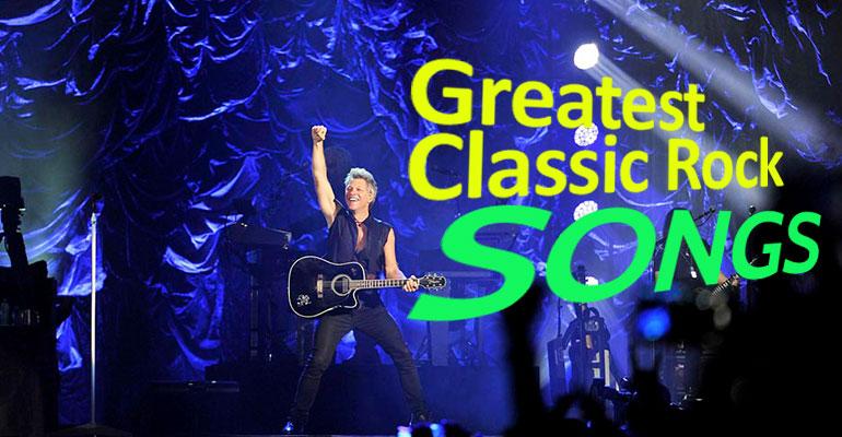 Daftar Greatest Classic Rock Songs Pengingat Masa Lalu
