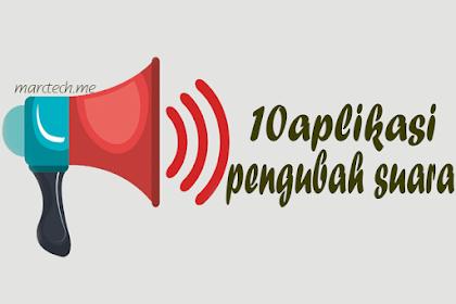 10 Aplikasi Android Pengubah Suara Terbaik