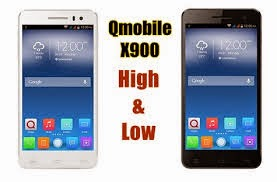 QMobile Noir X900 8GB Price Specs