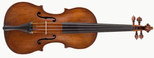 Andrea Amati violin ca1570 from RAM