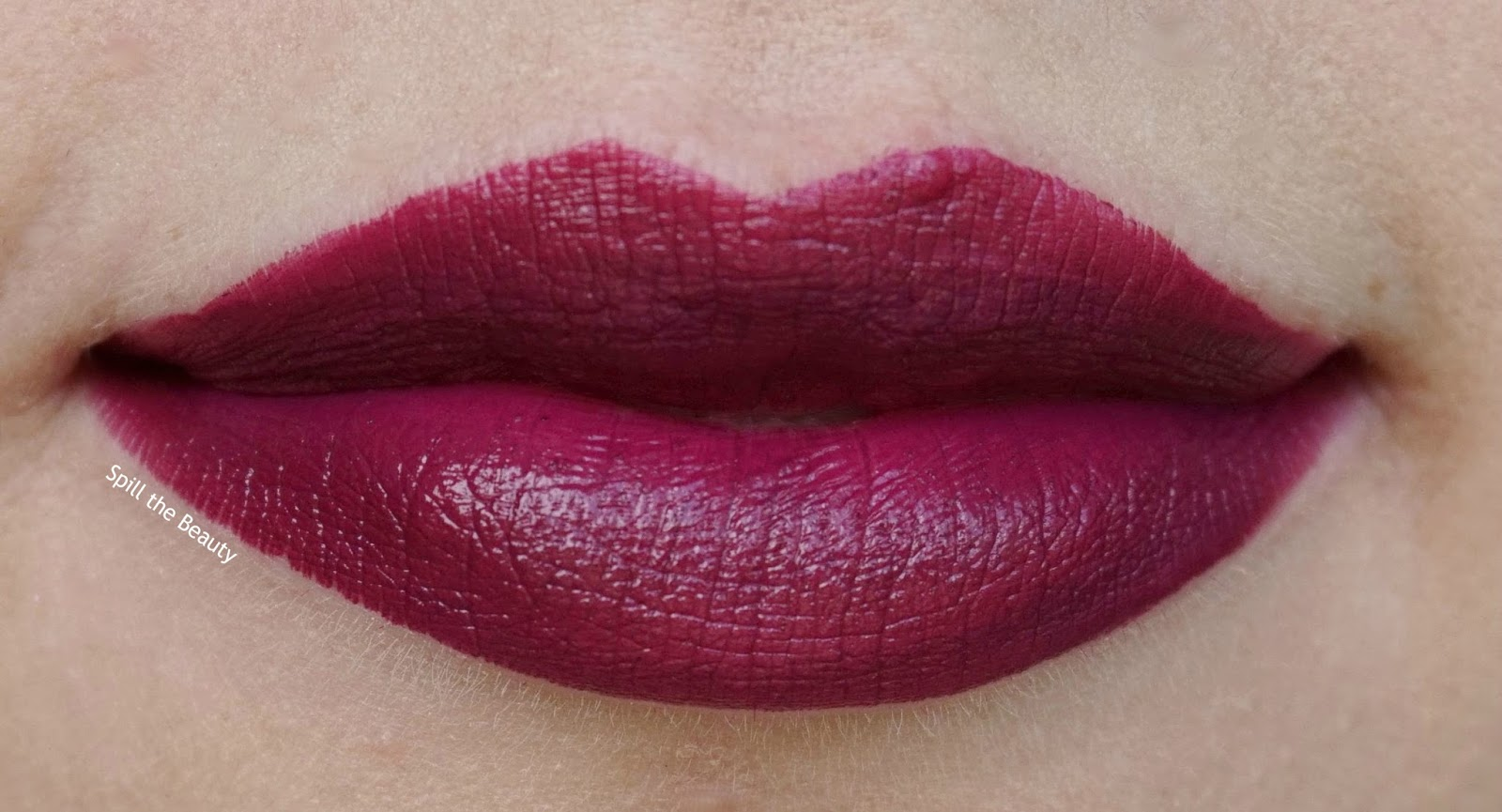 MAKE UP FOR EVER Artist Rouge lipstick C506 review swatches