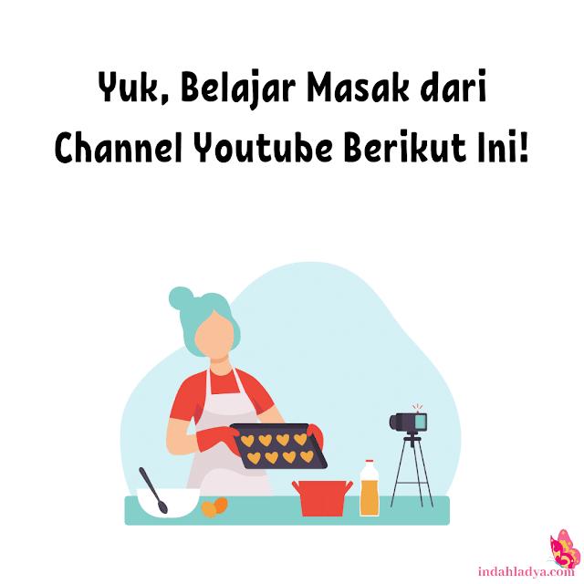 Belajar Masak dari Channel Youtube