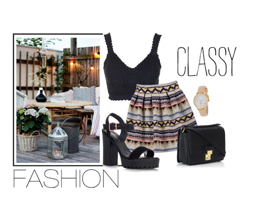Marbel Style: Stylizations for summer #1 ♥