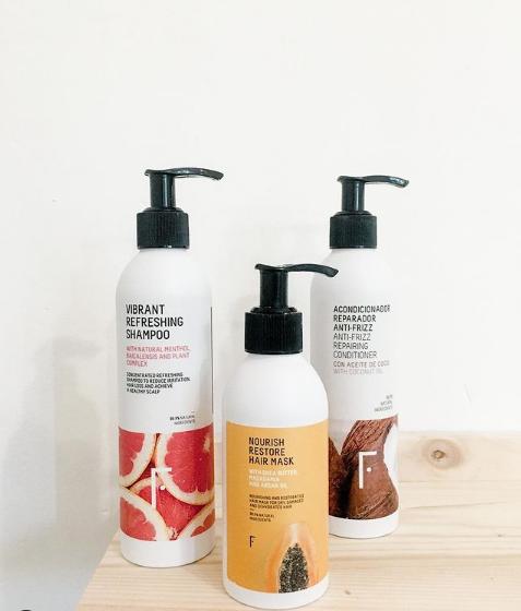 Vibrant Refreshing Shampoo de Freshly Cosmetics