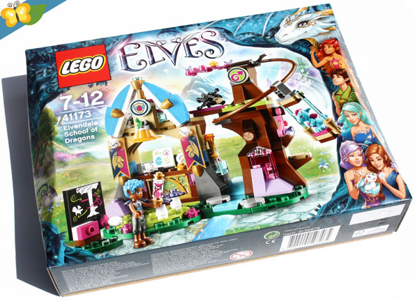 LEGO® ELVES - L'école des dragons d'Elvendale - Elevendale School of Dragons