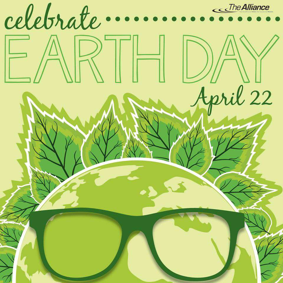Earth Day Wishes Beautiful Image