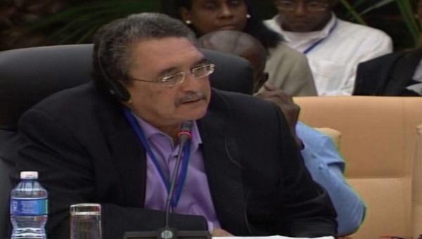 Santa Lucía promueve nuevo orden mundial para el desarrollo sostenible