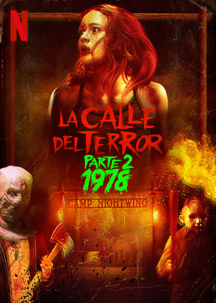 Fear Street Part 2: 1978 (2021) NF WEB-DL 1080p Latino