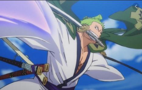 One Piece Teases Zoro's Surprising Sword Swap