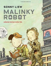 Malinky Robot: Collected Stories and Other Bits